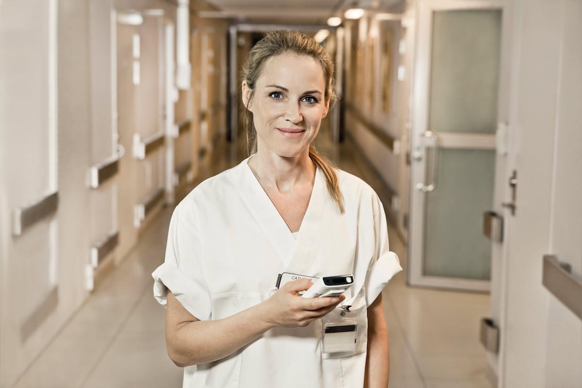 chiamata infermiera Ascom