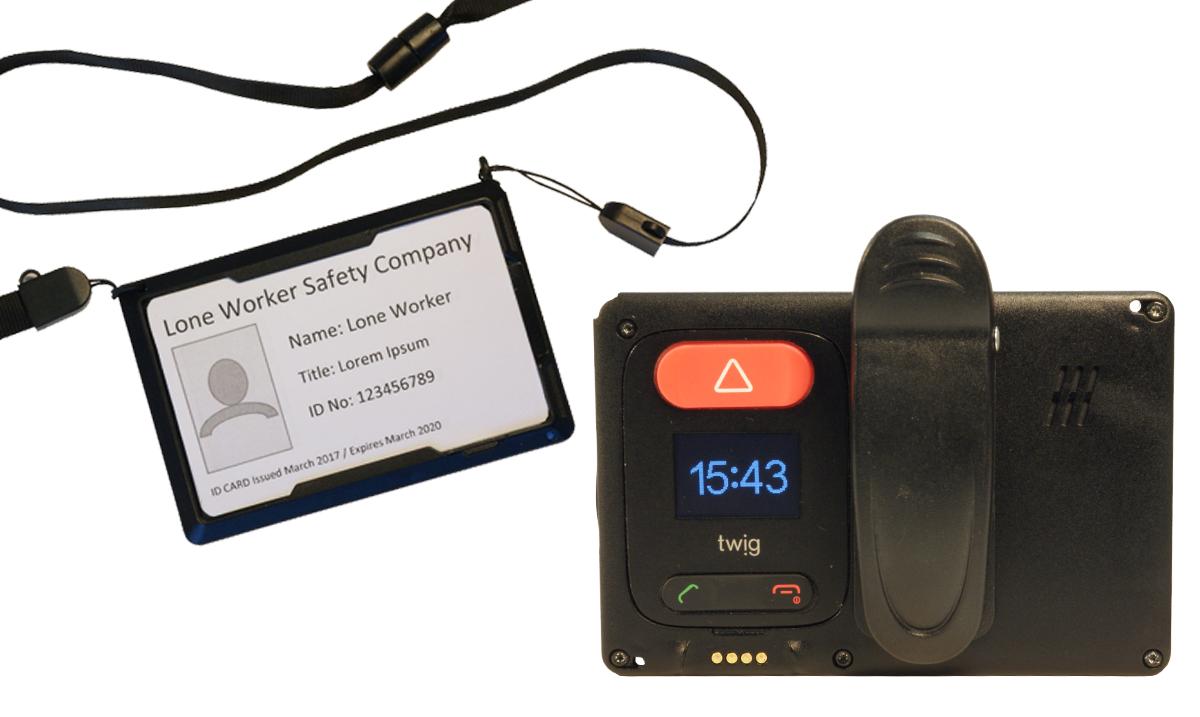 Twig SOSCard – Il dispositivo di allarmistica personale grande come una tessera
