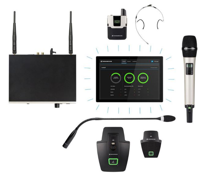 speechline digital wireless sennheiser