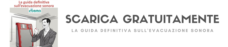 GUIDA GRATUITA SULL'EVACUAZIONE SONORA (1)