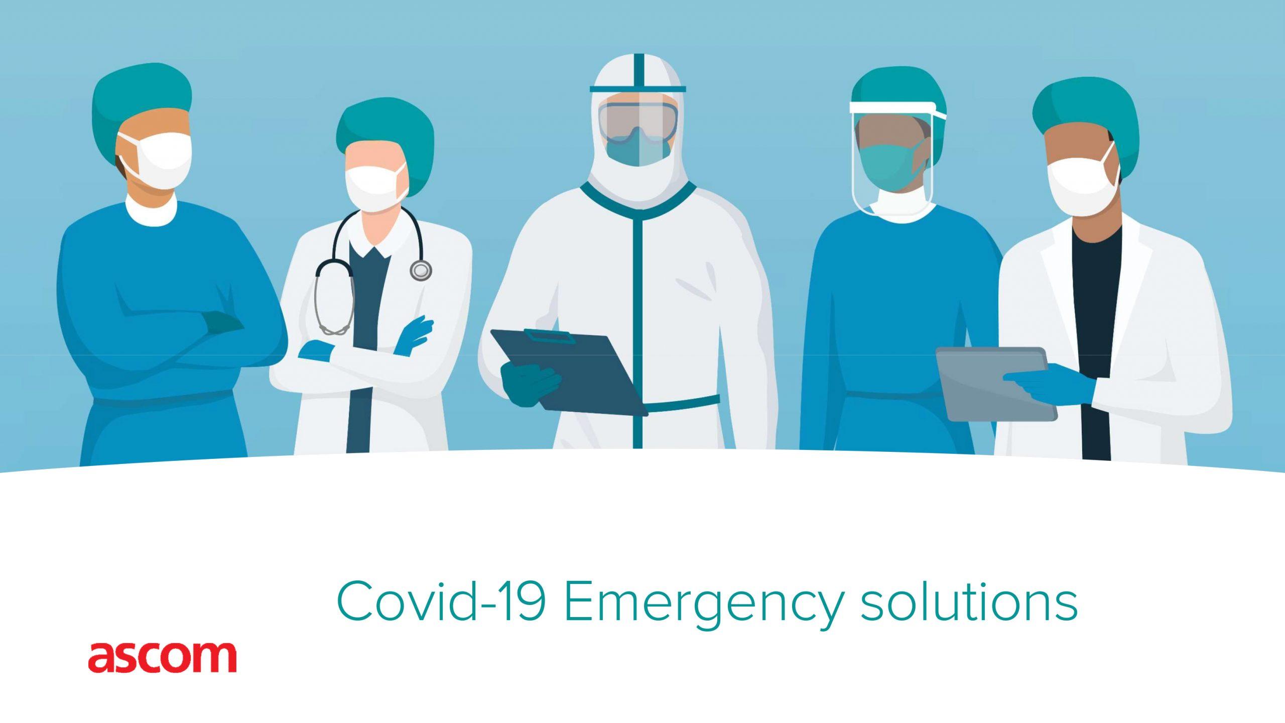 5 consigli su come fronteggiare l'emergenza Covid-19 secondo Ascom